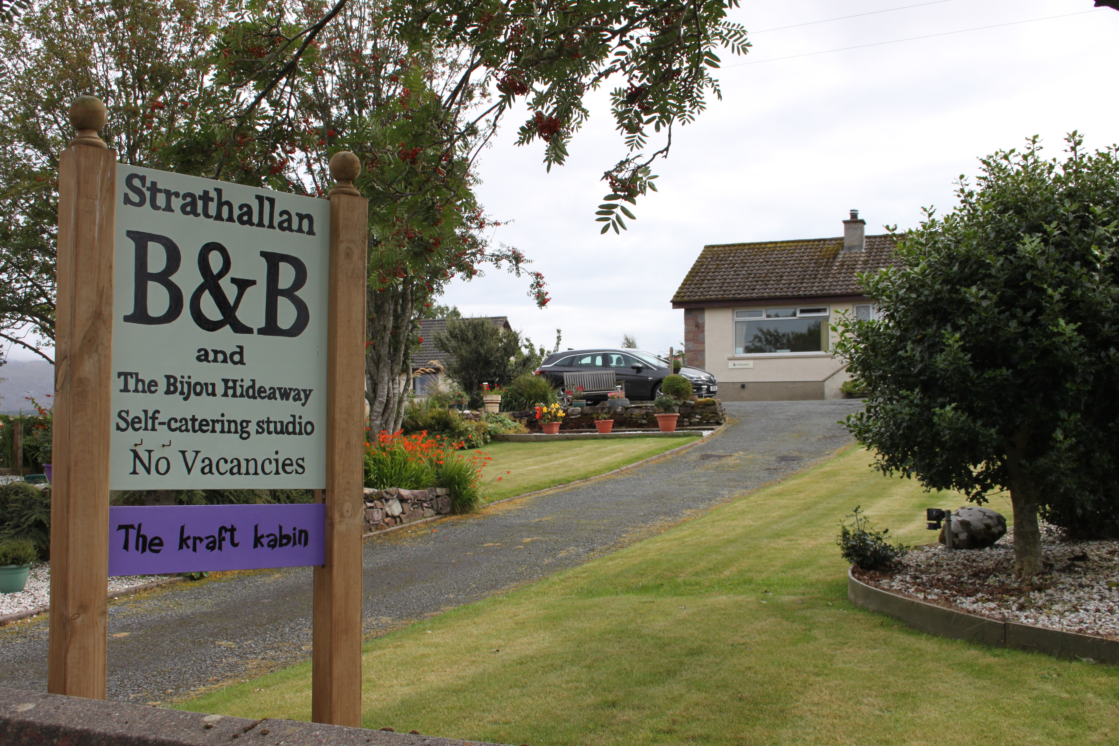 Strathallan Bed And Breakfast Skye